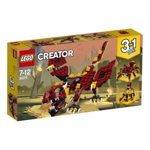 LEGO Creator (31073). Creature mitiche