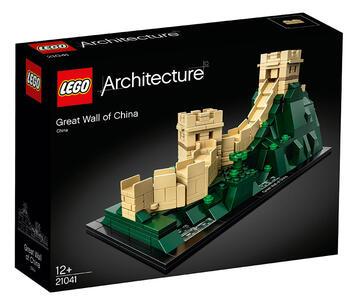 LEGO Architecture (21041). Grande Muraglia cinese