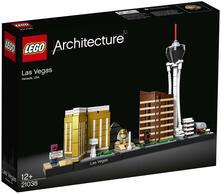 LEGO Architecture (21038). Las Vegas