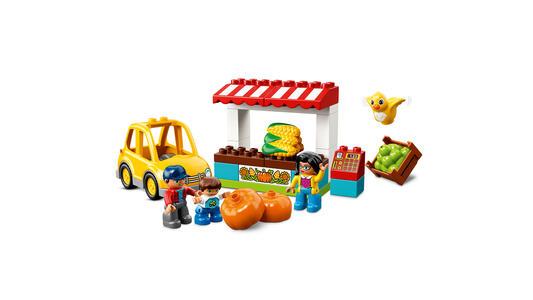 LEGO DUPLO Town (10867). Il mercatino biologico - 2