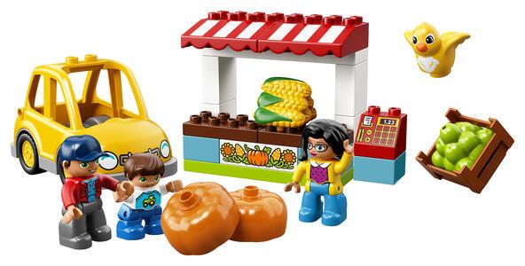 LEGO DUPLO Town (10867). Il mercatino biologico - 3
