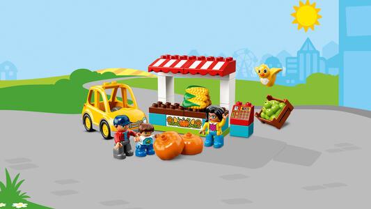 LEGO DUPLO Town (10867). Il mercatino biologico - 4