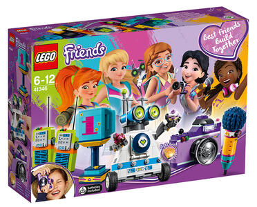 LEGO Friends (41346). La scatola dell?amicizia