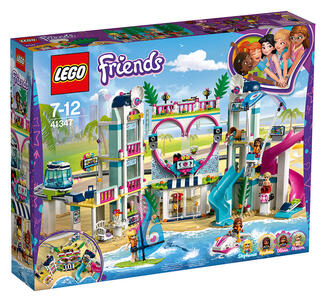 LEGO Friends (41347). Il resort di Heartlake City