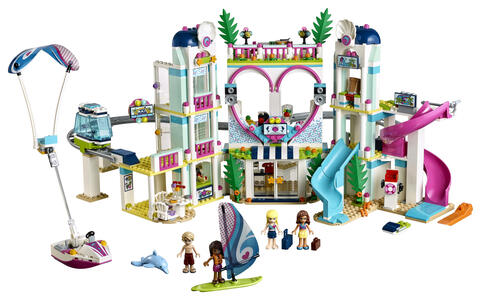 LEGO Friends (41347). Il resort di Heartlake City - 2