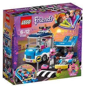 LEGO Friends (41348). Camion di servizio e manutenzione