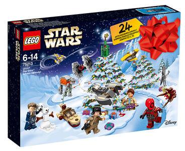LEGO Star Wars (75213). Calendario dell'avvento