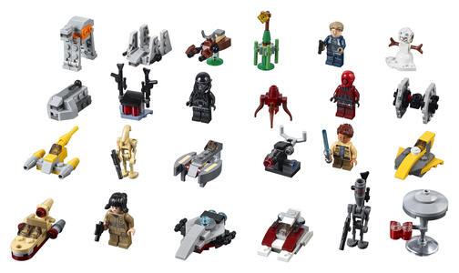 LEGO Star Wars (75213). Calendario dell'avvento - 3