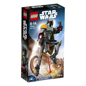 LEGO Constraction Star Wars (75533). Boba Fett