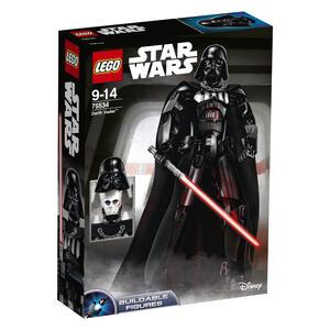 LEGO Constraction Star Wars (75534). Darth Vader
