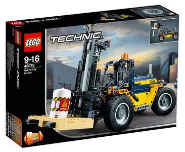 LEGO Technic (42079). Carrello elevatore Heavy Duty