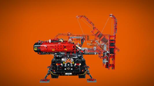 LEGO Technic (42082). Grande gru mobile - 2