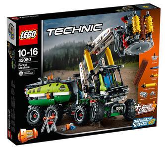 LEGO Technic (42080). Macchina forestale