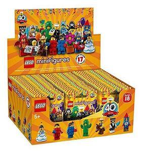 LEGO Minifigures (71021). Minifigures