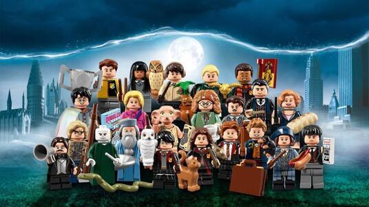 Collezione LEGO Minifigures (71022). Harry Potter - 3