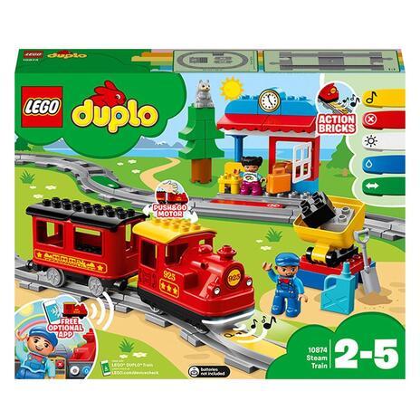 LEGO Duplo (10874). Treno a vapore - 2