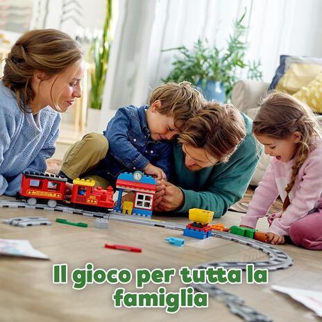 LEGO Duplo (10874). Treno a vapore - 5