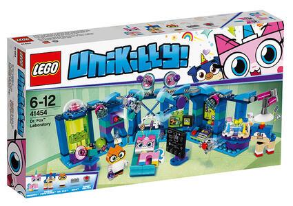 LEGO Unikitty (41454). Il laboratorio della D.ssa Volpe