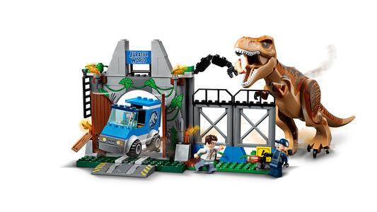 LEGO Juniors (10758). L?evasione del T. rex - 2