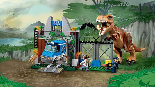 LEGO Juniors (10758). L?evasione del T. rex - 6
