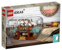 Giocattolo LEGO Ideas (21313). Nave in bottiglia Lego