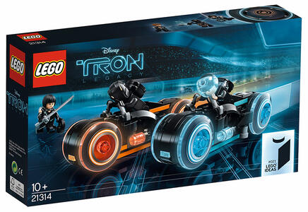LEGO Ideas (21314). TRON: Legacy