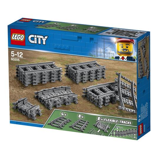 LEGO City (60205). Binari - 11