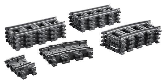 LEGO City (60205). Binari - 3