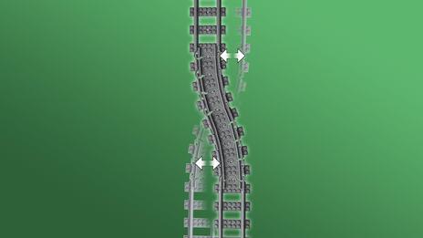 LEGO City (60205). Binari - 6