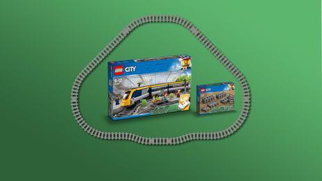 LEGO City (60205). Binari - 7
