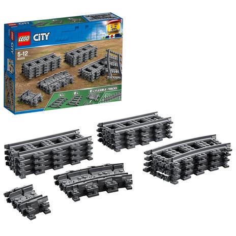 LEGO City (60205). Binari - 8