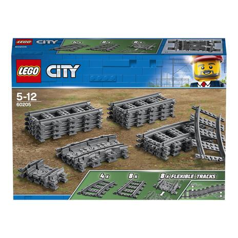 LEGO City (60205). Binari - 10