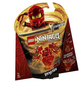 LEGO Ninjago (70659). Kai Spinjitzu