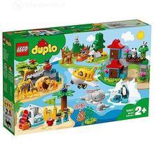 LEGO DUPLO Town (10907). Animali del mondo