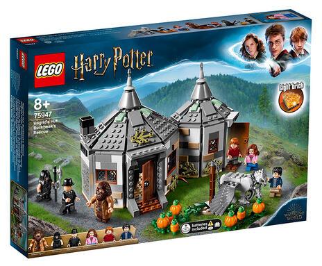 LEGO Harry Potter (75947). La Capanna di Hagrid: il salvataggio di Fierobecco