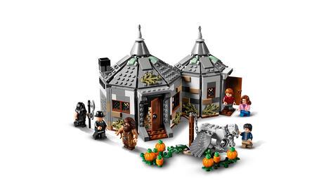 LEGO Harry Potter (75947). La Capanna di Hagrid: il salvataggio di Fierobecco - 11