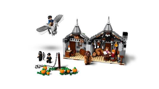 LEGO Harry Potter (75947). La Capanna di Hagrid: il salvataggio di Fierobecco - 2