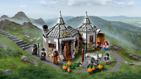 LEGO Harry Potter (75947). La Capanna di Hagrid: il salvataggio di Fierobecco - 4