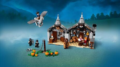 LEGO Harry Potter (75947). La Capanna di Hagrid: il salvataggio di Fierobecco - 6
