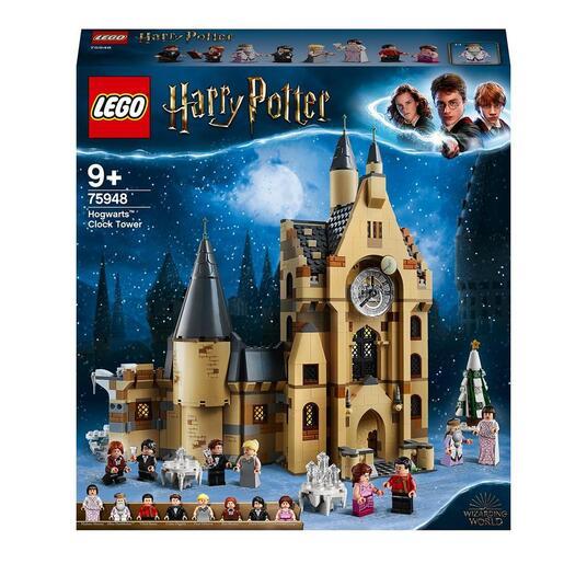LEGO Harry Potter (75948). La Torre dell'orologio di Hogwarts