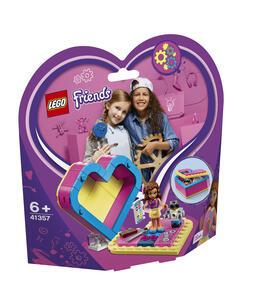 LEGO Friends (41357). Scatola del cuore di Olivia
