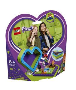LEGO Friends (41358). Scatola del cuore di Mia