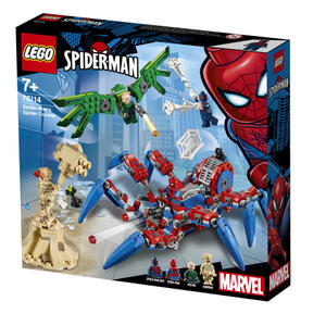 Lego Super Heroes (76114). Crawler di Spider-Man