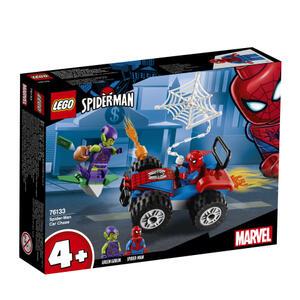 Lego Super Heroes (76133). Inseguimento in auto di Spider-Man