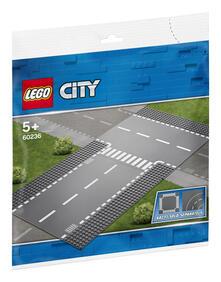 LEGO City Supplementary (60236). Rettilineo e incrocio a T