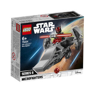 LEGO Star Wars (75224). Microfighter Sith Infiltrator