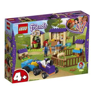LEGO Friends (41361). La scuderia dei puledri di Mia