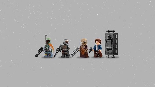 LEGO Star Wars (75243). Slave I. Edizione 20° Anniversario - 4