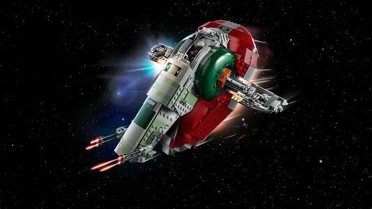 LEGO Star Wars (75243). Slave I. Edizione 20° Anniversario - 5