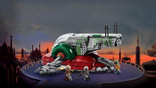 LEGO Star Wars (75243). Slave I. Edizione 20° Anniversario - 6